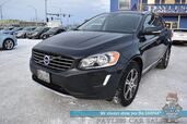 2015 Volvo XC60 T6 / AWD / Front & Rear Heated Leather Seats / Panoramic Sunroof / Navigation / Blind Spot Alert / Bluetooth / Back Up Camera / Cruise Control / 24 MPG