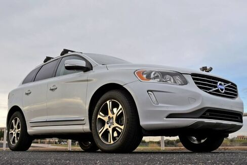 2015_Volvo_XC60_T6 Premier AWD_ Fort Worth TX