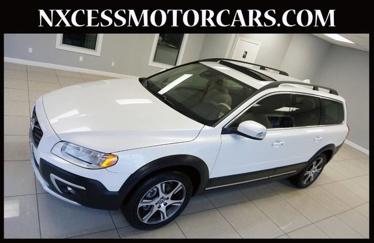 2015 Volvo XC70 T6 Premier Plus ROOF HEATED SEATS BACK UP CAM 1 OWNER ...