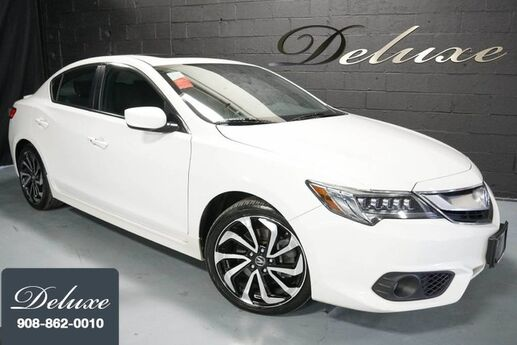 2016 Acura ILX Premium A-SPEC Package Sedan, iPhone Navigation App Connectivity, Rear-View Camera, Bluetooth Streaming Audio, Heated Leather Sport Seats, Power Sunroof, 18-Inch Alloy Wheels, Linden NJ