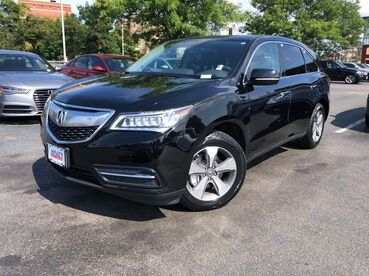 2016_Acura_MDX__ Worcester MA