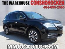 Acura MDX 3.5L w/Technology Package & AcuraWa 2016