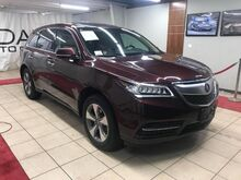 2016_Acura_MDX_9-Spd AT w/ AcuraWatch Plus_ Charlotte NC