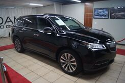 2016_Acura_MDX_9-Spd AT w/Tech Package_ Charlotte NC
