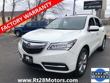 2016_Acura_MDX AWD_w/Advance_ North Reading MA