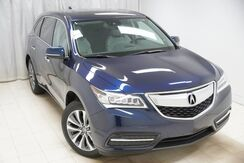 2016_Acura_MDX_Navigation Technology Acura watch Sunroof 1 Owner_ Avenel NJ