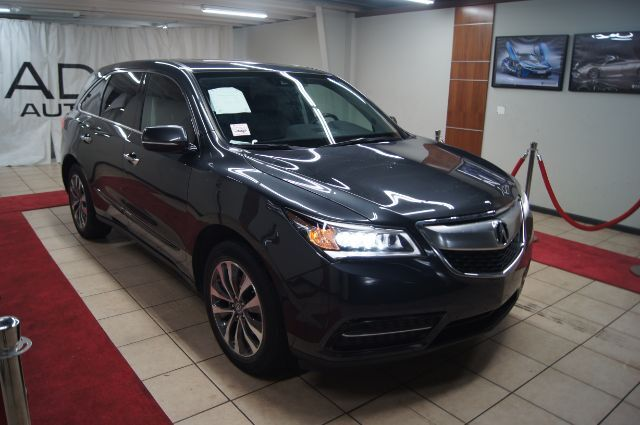 2016 Acura MDX SH-AWD 9-Spd AT w/Tech Package Charlotte NC