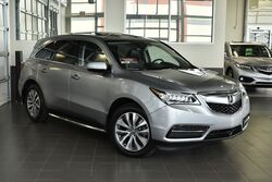 Acura MDX SH-AWD Navi l AcuraWatch l Bluetooth Audio l Adaptive Cruise Control l Leather Heated Seating 2016