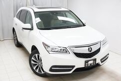 2016_Acura_MDX_SH-AWD Navigation Sunroof Acura Watch Backup Camera 1 Owner_ Avenel NJ