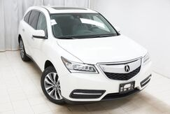2016_Acura_MDX_SH-AWD Technology Navigation Acura Watch Sunroof Tow Hitch Backup Camera 1 Owner_ Avenel NJ