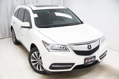 2016_Acura_MDX_SH-AWD Technology Navigation Sunroof Acura Watch 1 Owner_ Avenel NJ
