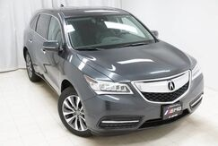 2016_Acura_MDX_SH-AWD Technology Navigation Sunroof Acura Watch Backup Camera 1 Owner_ Avenel NJ