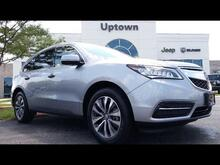2016_Acura_MDX_SH-AWD w/Tech_ Milwaukee and Slinger WI