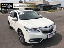 2016_Acura_MDX_SH-AWD with Technology Package_ Elmhurst IL