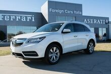 2016_Acura_MDX_W/ADVANCE/ENTERTA_ Greensboro NC