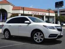 2016 Acura MDX w/Advance San Antonio TX