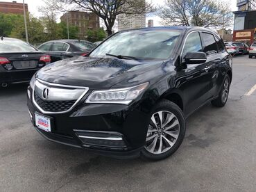 2016_Acura_MDX_w/Tech/AcuraWatch Plus_ Worcester MA