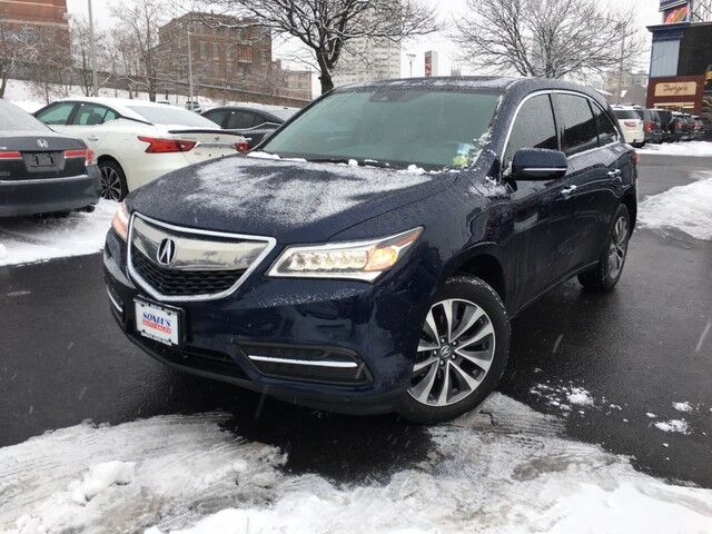 2016 Acura MDX w/Tech/AcuraWatch Plus Worcester MA