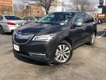 2016 Acura MDX w/Tech/AcuraWatch Plus