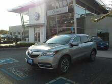 2016_Acura_MDX_w/Tech/Entertainment/AcuraWatch Plus_ Clovis CA