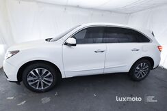 2016_Acura_MDX_w/Tech SH-AWD_ Portland OR