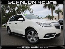 2016_Acura_MDX__ Fort Myers FL