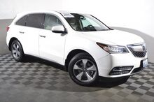 2016_Acura_MDX__ Seattle WA