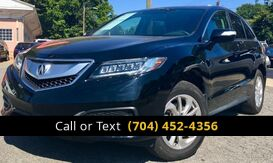 2016_Acura_RDX_6-Spd AT_ Charlotte and Monroe NC