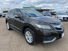 2016_Acura_RDX_6-Spd AT w/ Technology Package_ Laredo TX
