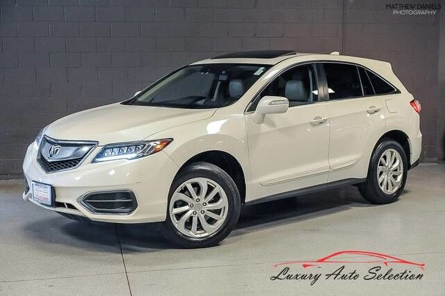 2016_Acura_RDX TECH Package AWD_4dr SUV_ Chicago IL
