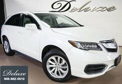 Acura RDX Technology AWD, Navigation System, Rear-View Camera, Bluetooth Streaming Audio, Pandora Capability, Heated Leather Seats, Power Sunroof, 18-Inch Alloy Wheels, 2016