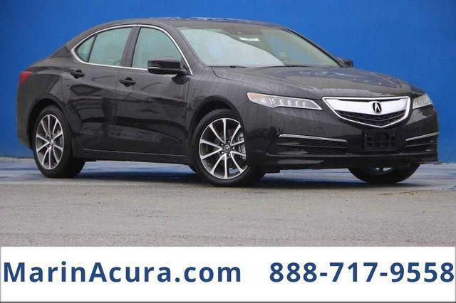 2016 Acura TLX 3.5 V-6 9-AT P-AWS with Technology Package Bay Area CA 15129505