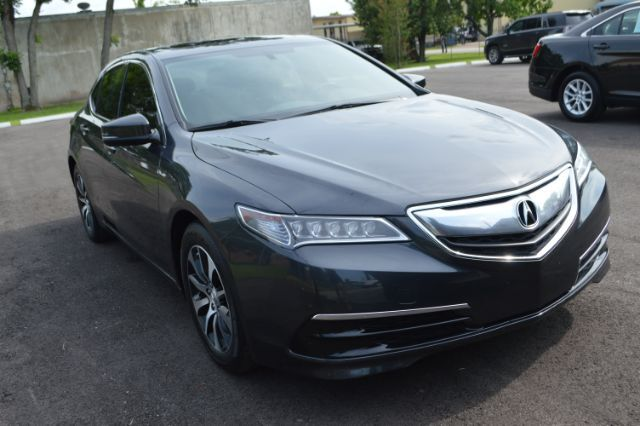 2016 Acura TLX 8-Spd DCT Houston TX