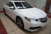 2016 Acura TLX 8-Spd DCT w/Technology Package