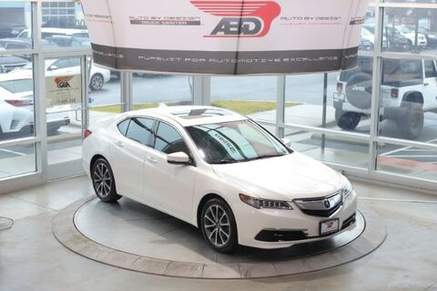 2016_Acura_TLX_9-Spd AT SH-AWD w/Technology Package_ Chantilly VA