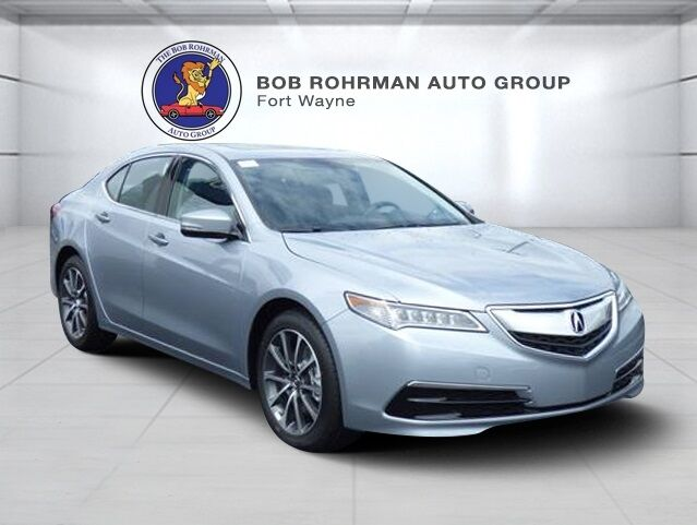 acura tlx 2016. 2016 acura tlx v6 fort wayne in tlx