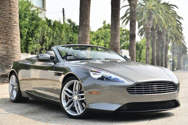 2016 Aston Martin DB9 GT GT Lawrence KS