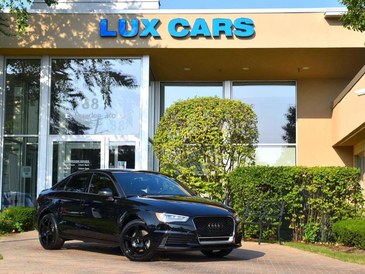 2016_Audi_A3_2.0T Premium Panoroof Nav Quattro MSRP $38,670_ Buffalo Grove IL