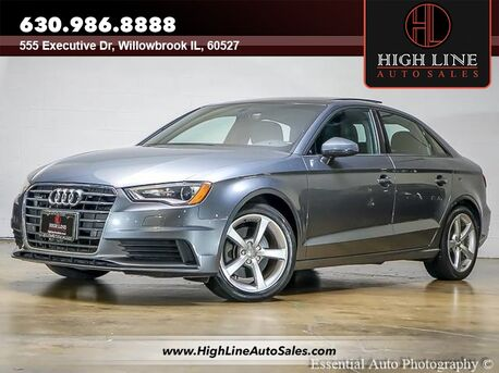2016_Audi_A3_2.0T Premium_ Willowbrook IL