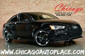 2016 Audi A3 Quattro 2.0T Premium-S Line - 2.0L TFSI 4-CYL 220HP ENGINE ALL WHEEL DRIVE ORIGINAL MSRP: $38,295 STYLE PACKAGE BACKUP CAMERA BLACK LEATHER HEATED SEATS SUNROOF XENONS