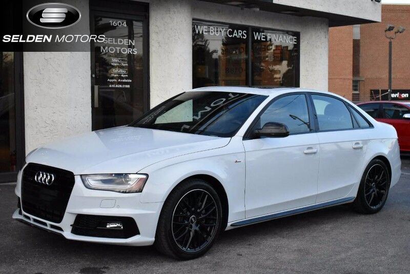 Vehicle Details 2016 Audi A4 At Selden Motors