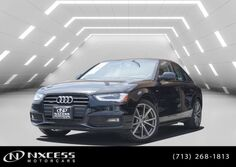 Audi A4 Premium TFSI Navigation Roof Warranty Msrp $42500. 2016