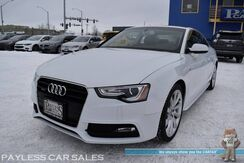 2016_Audi_A5 Coupe_Premium Plus S-Line / AWD / Automatic / Sport Pkg / Tech Pkg / Power & Heated Leather Seats / Navigation / Sunroof / Bang & Olufsen Speakers / Blind Spot Alert / Back Up Camera / 1-Owner_ Anchorage AK