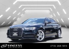 2016_Audi_A6_2.0T Premium Navi Roof 12K Miles Warranty._ Houston TX