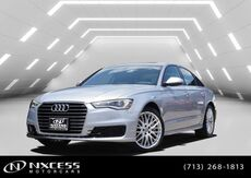 2016_Audi_A6_2.0T Premium Navigation roof Warranty._ Houston TX