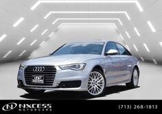 Audi A6 2.0T Premium Navigation roof Warranty. 2016