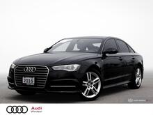 2016_Audi_A6_2.0T Progressiv w/BLUETOOTH+NAV+AWD_ Windsor ON