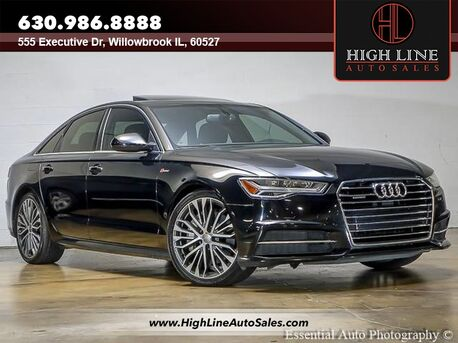 2016_Audi_A6_3.0T Premium Plus_ Willowbrook IL
