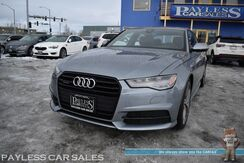 2016_Audi_A6_3.0T Prestige / AWD / Supercharged / Heads Up Display / Heated & Cooled Leather Seats / Sunroof / Navigation / Bose Speakers / Blind Spot Alert / Lane Departure Assist / Bluetooth / Back Up Camera / 30 MPG / 1-Owner_ Anchorage AK