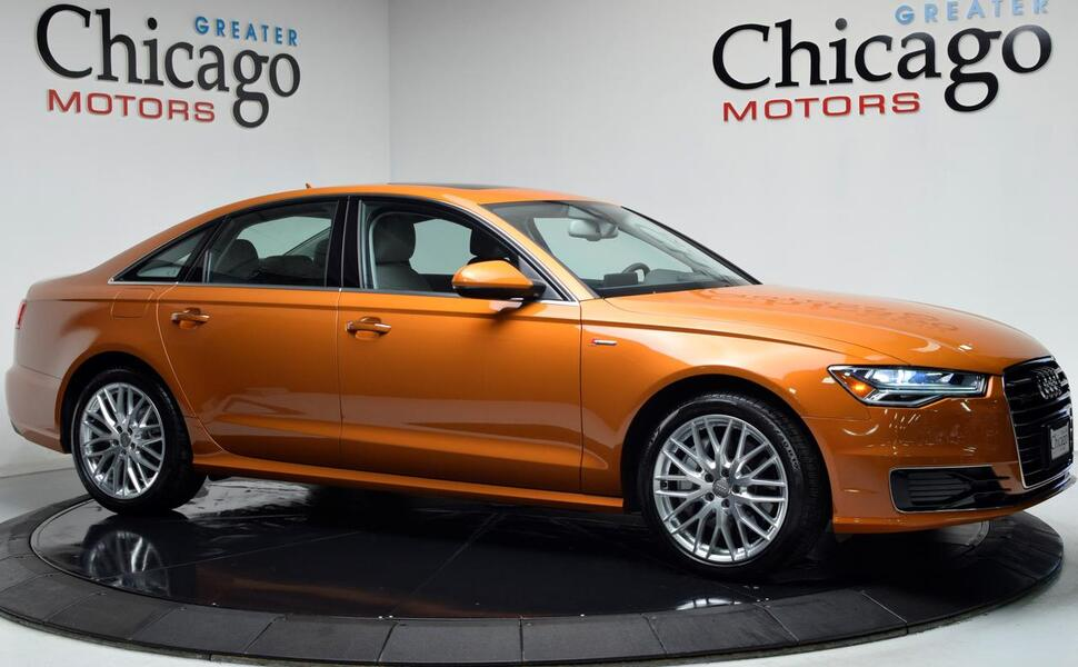 2016_Audi_A6 3.0t Prestige $73800 msrp_1 of 1 on the market~Stand Out~Audi Exclusive_ Chicago IL